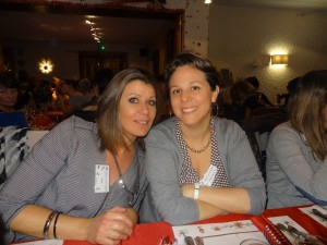 Sonia Ramon et Anne-France Actis
