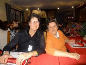 Agnès Constantin et Marie-Jeanne Mermoux