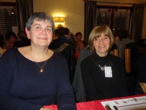 Elisabeth Richaud et Catherine Chomat