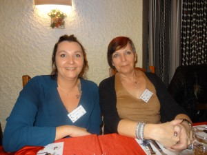 Sarah et Sabine Fouconnier