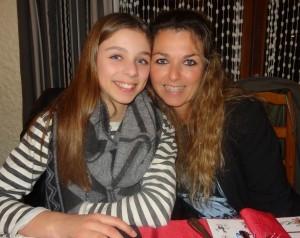 Lina et Sylviane Stel