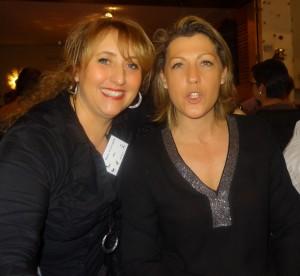 Mila Païs et Christelle Landru
