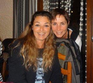 Sylviane Stel et Carole Véloso: nos profs !!!