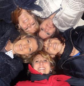 Merci à Cathy, Chrystelle, Mila, Sandrine et Sonia