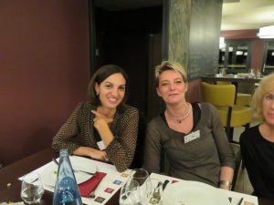 Laurine Vouillamoz 4 et 9 et Patricia Humbert 9