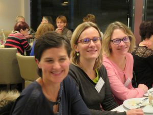Aline Manus 9, Carole Bouchardy 6 et 8, Floriane Jammet 6