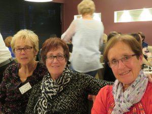 Madeleine Gerlier 7, Yvonne d'Angélo 1 et 7, Marie Chambet 7
