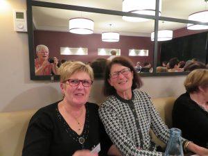 Chantal Duvernay 7 et Agnès Constantin 1 et 7