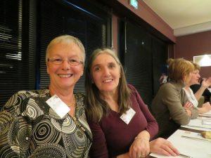 Janine Lechleider 5 et 7 et Anne-Marie Levet-Chomat 1